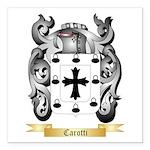 Carotti Square Car Magnet 3