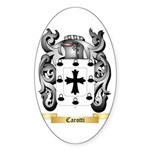 Carotti Sticker (Oval)