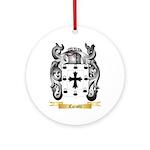 Carotti Ornament (Round)