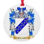 Caroone Round Ornament