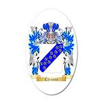 Caroone 35x21 Oval Wall Decal