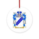 Caroone Ornament (Round)