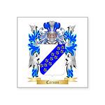 Caroon Square Sticker 3