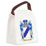 Caroon Canvas Lunch Bag