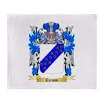 Caroon Throw Blanket