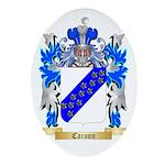 Caroon Ornament (Oval)