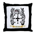 Caroni Throw Pillow