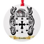 Carollo Round Ornament
