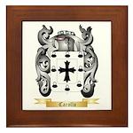 Carollo Framed Tile