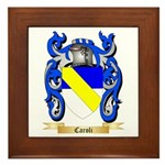Caroli Framed Tile