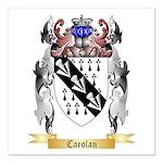 Carolan Square Car Magnet 3