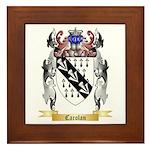 Carolan Framed Tile