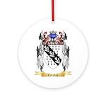 Carolan Ornament (Round)