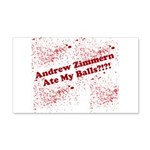 Ate My Balls?!?! Wall Decal