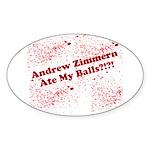 Ate My Balls?!?! Sticker