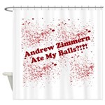 Ate My Balls?!?! Shower Curtain