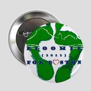 """Bloomie for Boston 2.25"""" Button"""