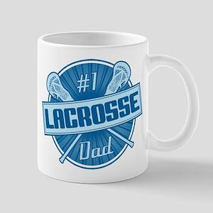 # Lacrosse Dad Mug