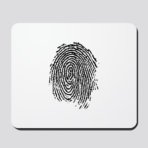 fingerprint Mousepad