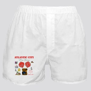 ON THE ATLANTIC CITY BOARDWALK. Boxer Shorts