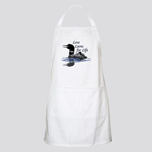Love Loons for Life Apron