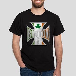 Irish Boston Pride Dark T-Shirt