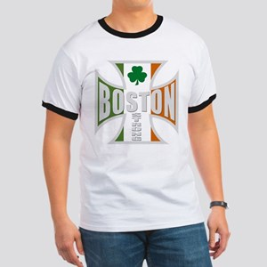 Irish Boston Pride Ringer T