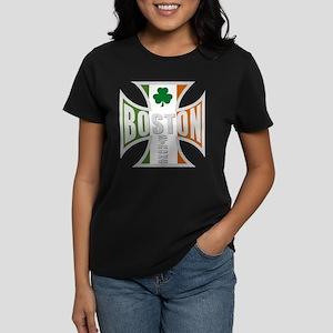 Irish Boston Pride Women's Dark T-Shirt