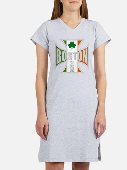 Irish Boston Pride Women's Nightshirt