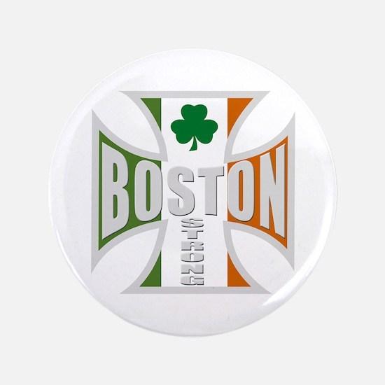 """Irish Boston Pride 3.5"""" Button (100 pack)"""
