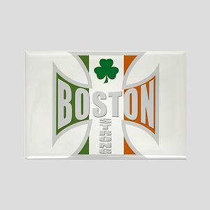 Irish Boston Pride Rectangle Magnet