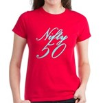 Nifty 50 Women's Dark T-Shirt