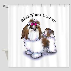 Shih Tzu lover Shower Curtain