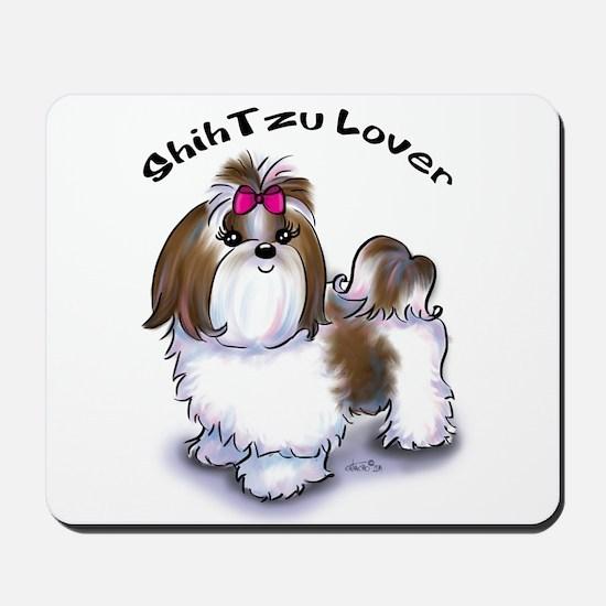 Shih Tzu lover Mousepad