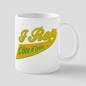 I rep Cote d'Ivoire Mug