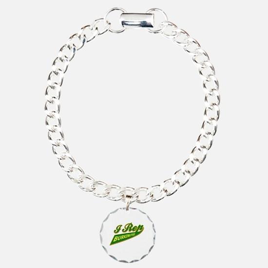I rep Burkina Faso Bracelet
