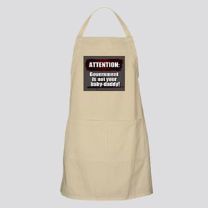 Baby-Daddy Apron