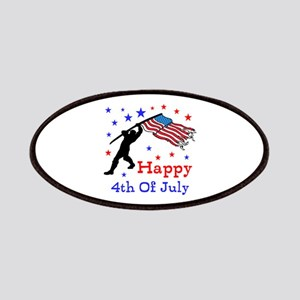 Happy 4th of July Patches