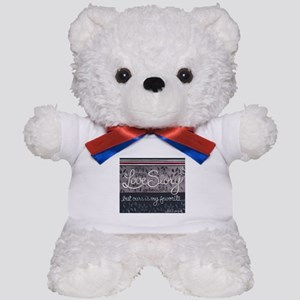 Ours is my favorite... Teddy Bear