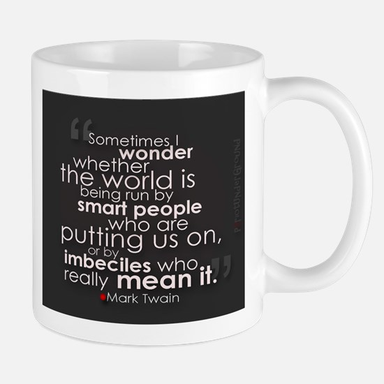 putting us on... Mug