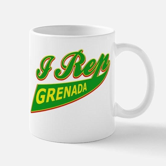 I rep Grenada Mug