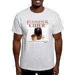 Finishin's Cider Ash Grey T-Shirt