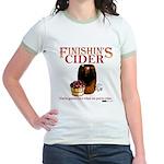 Finishin's Cider Jr. Ringer T-Shirt