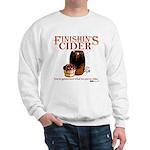 Finishin's Cider Sweatshirt