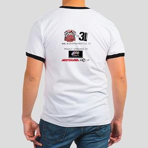 Wide Open Throttle - Sponsor T-Shirt
