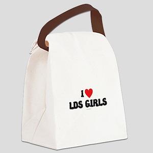 I Love LDS Girls - LDS TShirts - LDS Clothing - LD