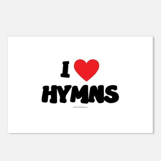 I Love Hymns - LDS TShirts - LDS Clothing - LDS Gi