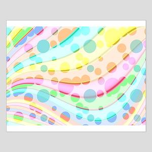 Pastel Bubbles Posters