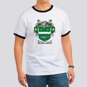 McCabe Coat of Arms Ringer T