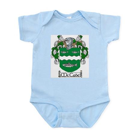 McCabe Coat of Arms Infant Bodysuit